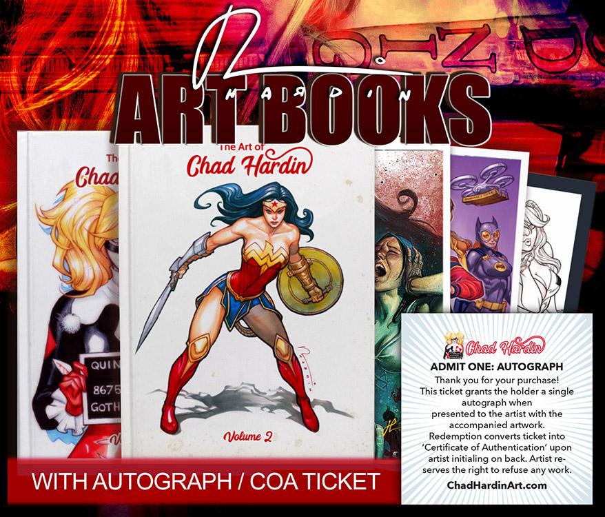 Art Books Samples