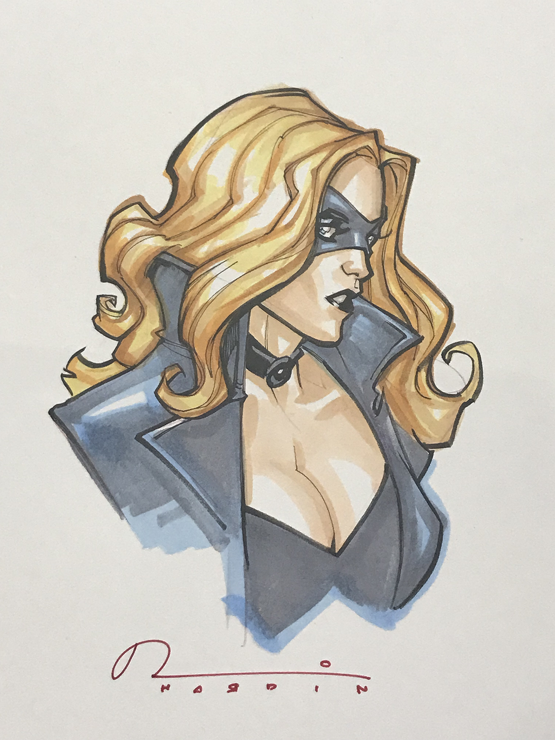 Event: Remarque or Sketch Card Commission